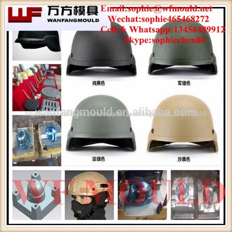 pasgt шлем плесень/pasgt баллистических шлем прессформы/кевлара пуленепробиваемые шлем сёатия лепное украшение