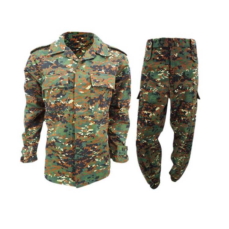 Factory Supply Tactical Color Digital Camouflage Sets
