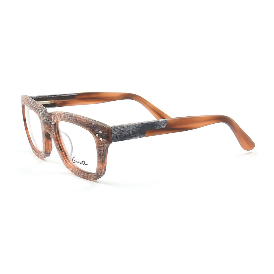 new product hand made hot sell high quality fashion optical wood Glasses frames 110705