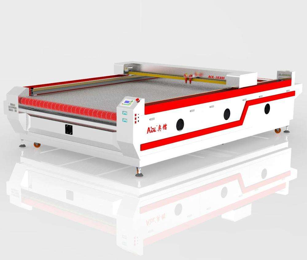 laser cutting machine mass production AOL-1830