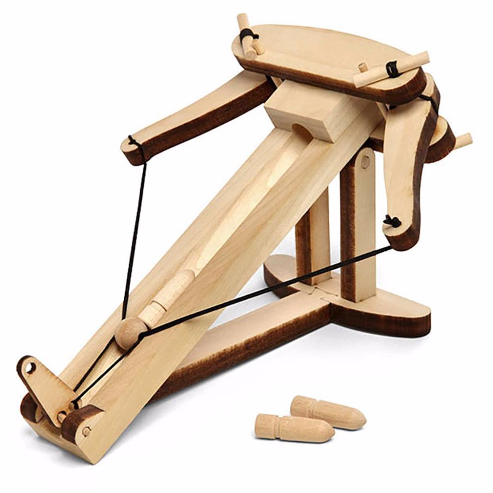 Diy Ballista Toy Educational,Educational Wooden Toy,Toy Wood