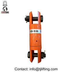 Wire rope anti rotation device/1/4