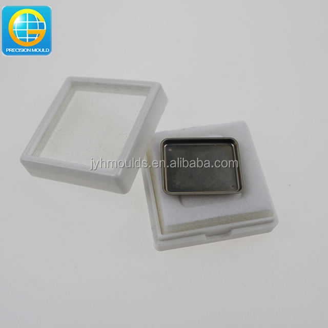 OEM High Quality Custom Made EMI Sheet Metal Stamp Parts PCB Shield Case