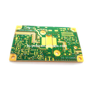 FR4 Multicouche avec Or D'immersion HDI PCB