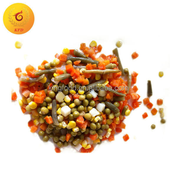 cheap canned mix vegetables food 425g types of canned food products