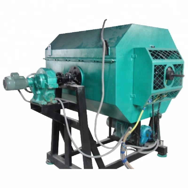 45KW Heat Treatment Rotary Furnace For Screw