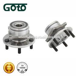 44300-STX-A01, Front Wheel Bearing HUB162T