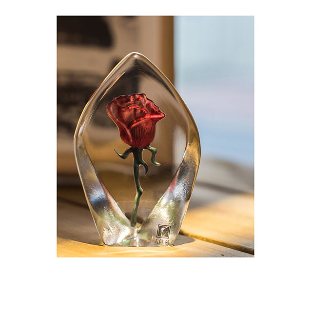 crystal wedding gift 3d laser crystal glass cube