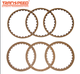 Transpeed QR019CHA Automatic Transmission friction plate rebuild kit
