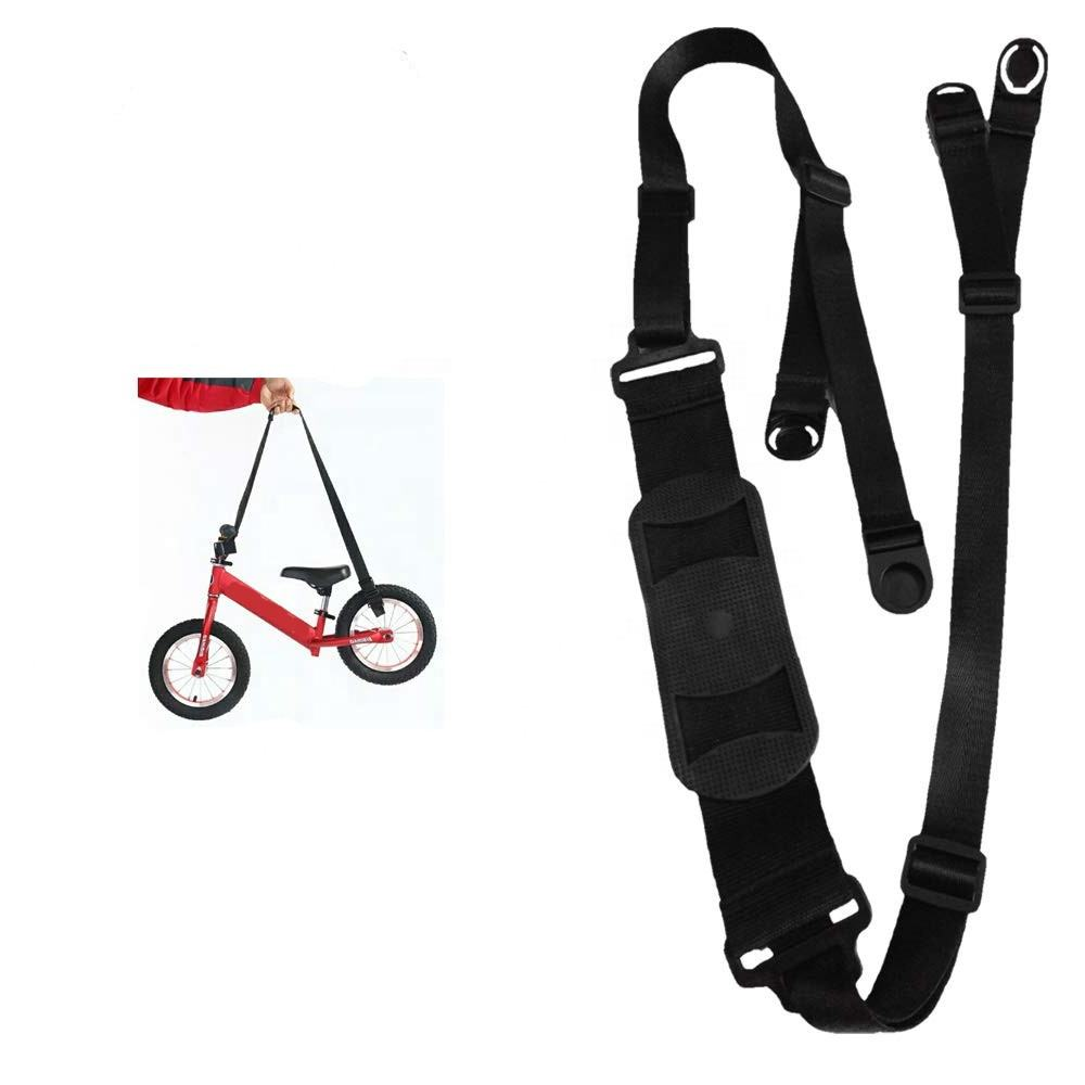 Adjustable Shoulder Kick Scooter Strap camera strap and Bike Carrying Strap for Camping Trips Picnics