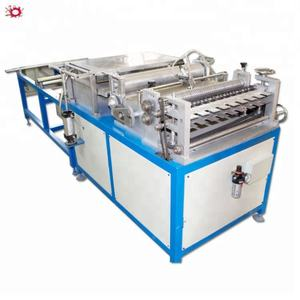 air filter paper pleating machine for making air filter from China supplier
