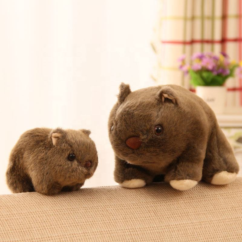custom stuffed animal toy Plush stuffed rat soft toy