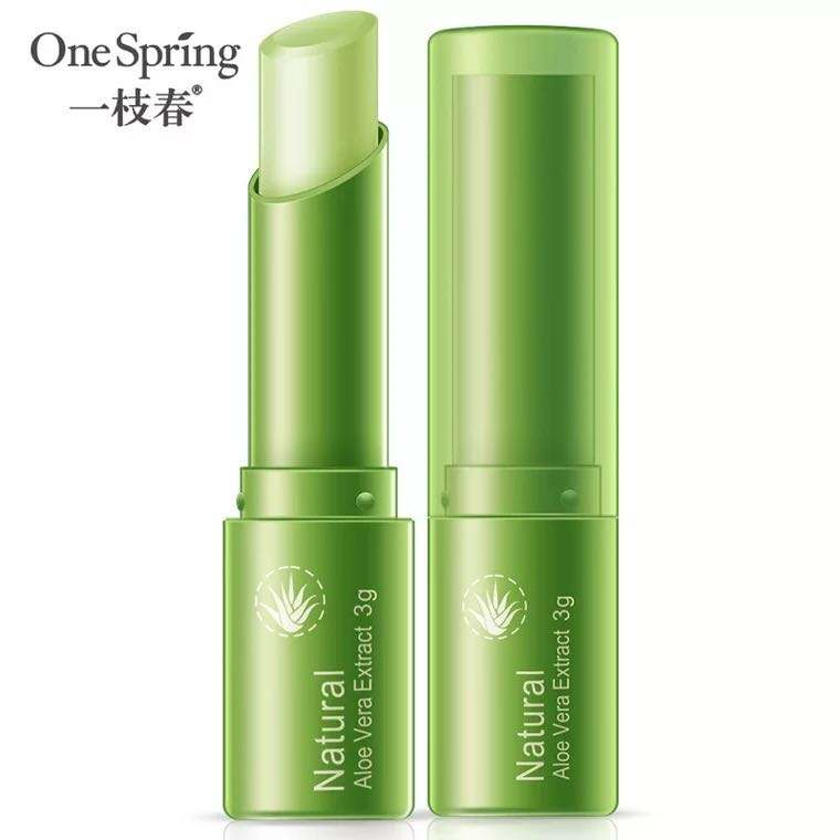 Private Label Free Sample Aloe Vera Moisturizing Exfoliating Scrub Herbal Lipstick