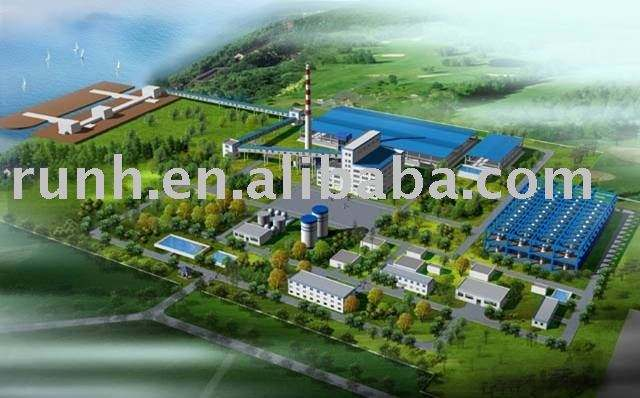 Design, consultancy and Engineering of power plant