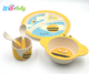Hot selling baby bamboo dinner set,kids dishes set