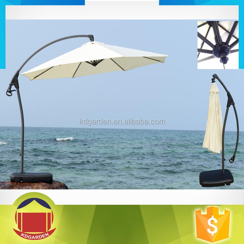 أزياء مظلة الفناء حديقة مظلة نوعية جيدة