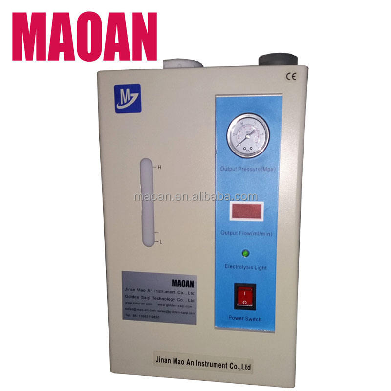 Newest small energy saving water electrolysis hydrogen gas generator