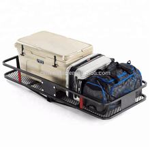 Customized steel folding car luggage carrier