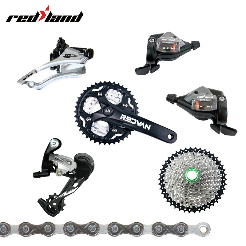 2018 MTB derailleur group 10speed groupset for Mountain Bikes bicycle shifter
