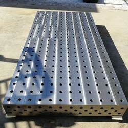 3D Welding Tables and its related fixing and clamping accessories