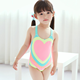 PHB13039 latest cute girls baby wholesale swimsuits 2018