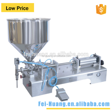 High quality automatic tube liquid engine oil filling and sealing machine