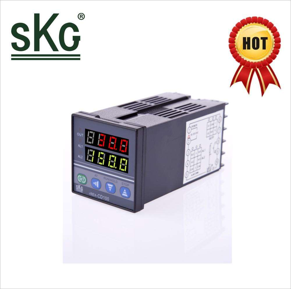 CD100 PID output 4-20mA intelligent digital controller for Plastics, textile and other industries