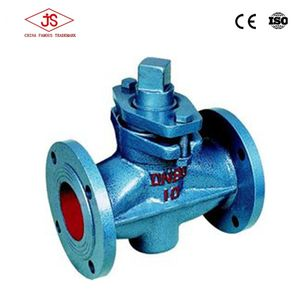 API6D WCB/CF8 Flanged Sleeve Type cast iron Plug cock Valve with PTFE or PPL Seat