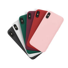 1.5MM TPU Plastic Soft Rubber Phone Case For Iphone X 8 plus 7 plus 8 7 6 6s plus Protect Cover