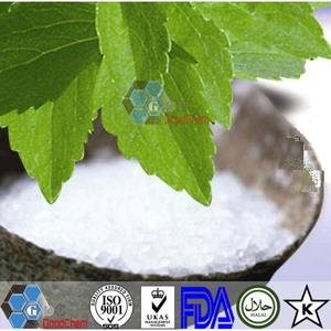 China Export Stevia Extract RA80