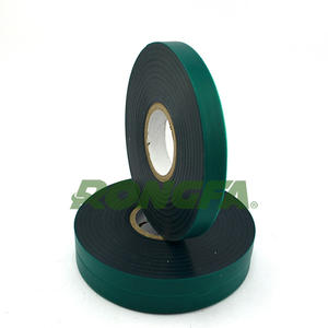 Green color Garden Plant Stretch Tie Tape