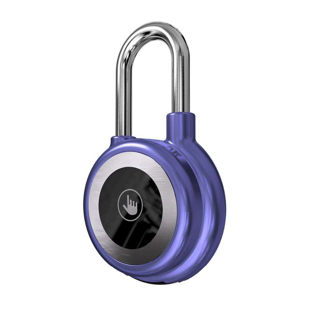 HHD B80 Bluetooth RFID/NFC/IC card padlock, Brand new smart padlock with history record