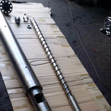 bimetallic screw barrel for haitian HT360 machine