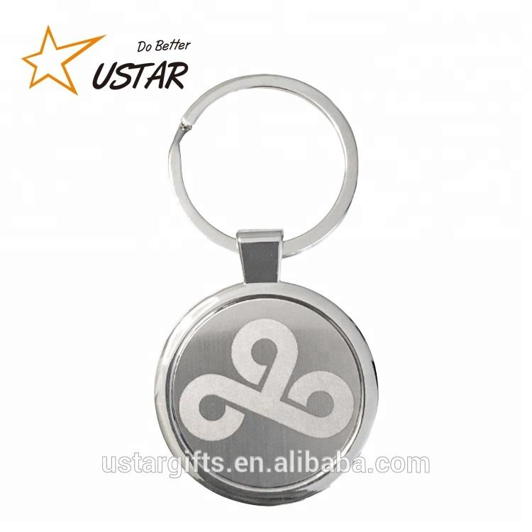Quality Retractable Fruit Unique Key Chain For Girl Gifts