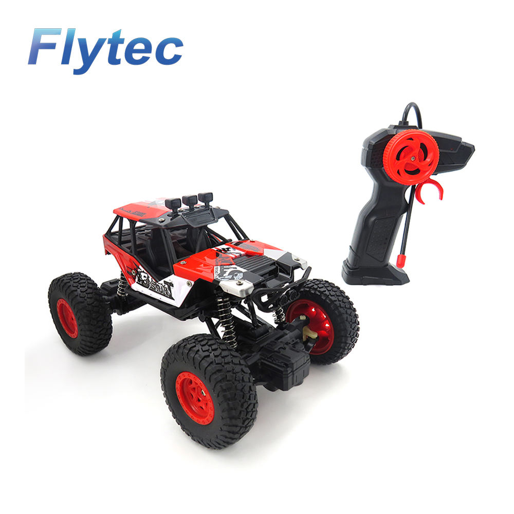 Flytec SL-108A 1:20 4WD 45 Degree Climbing Mini RC Remote Control Car For Kids and Adults