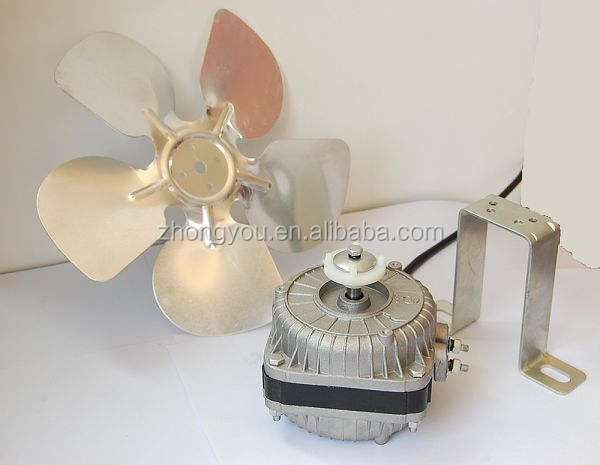 82x82 5w shaded pole motor freezer motor