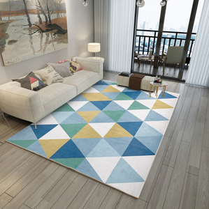 Modern Machine Washable Living Room Carpets And Rugs
