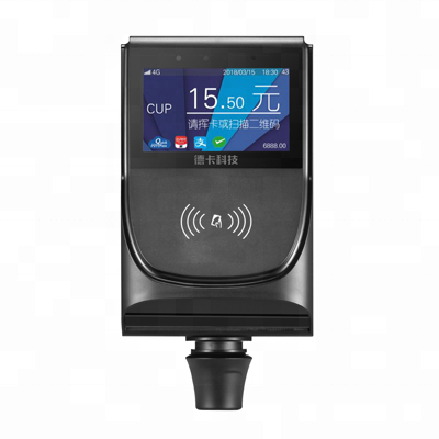 긴 Range Payment Terminal RFID Reader 13.56 백만헤르쯔 와 Bluetooth RS232 USB Interface 비접촉식 Smart Card Reader Writer