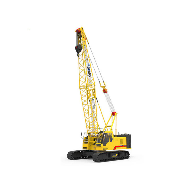 Hot sale quy35 35t 35 ton hydraulic Crawler crane low price