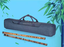 wood flute case new design flute musical instrument bag