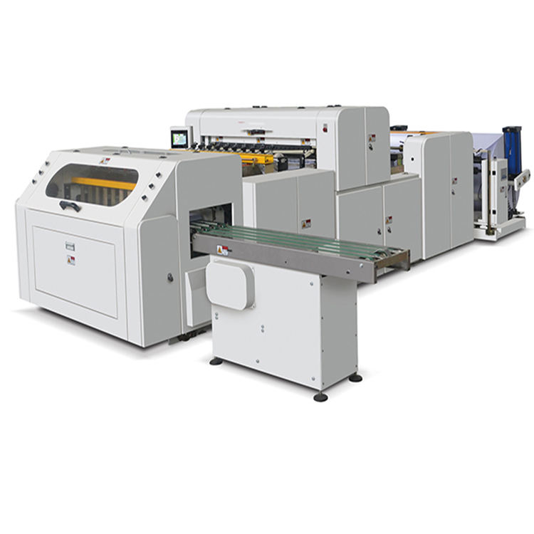 China suppliers automatic paper cutting machine for paper industrial
