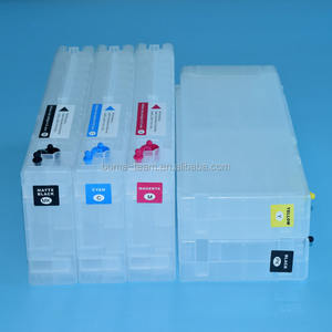 T6941-T6945 Refillable ink cartridge For Epson Surecolor T3000 T5000 T7000 SC-T3000 SC-T5000 SC-T7000 Printers with ARC Chip
