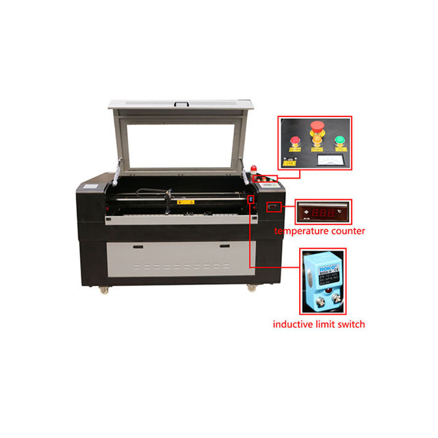 Mini CE approval MDF wood acrylic laser cutter 80w 100w 150w CO2 cnc 1390 6090 laser cutting machine price laser cnc