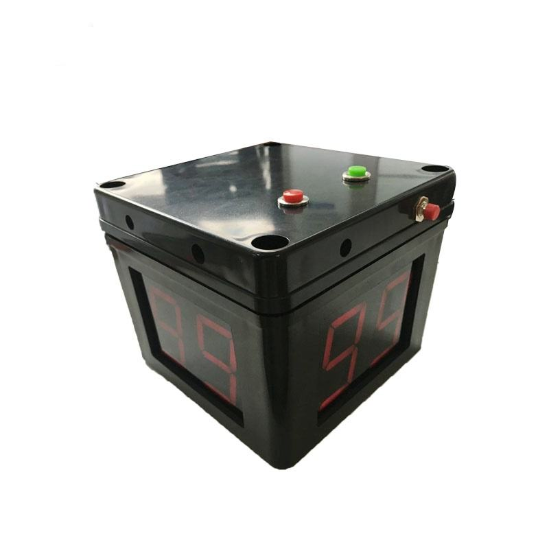 Ganxin 2019 New Updated Battery Powered Poker Tournament Timer