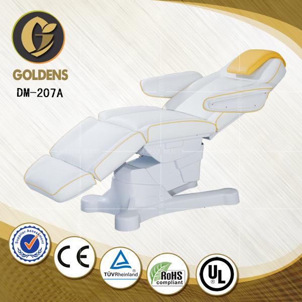 Dm-207a yüksek kaliteli elektrik güzellik yatak, elektrikli <span class=keywords><strong>masaj</strong></span> masası elektrikli sandalye