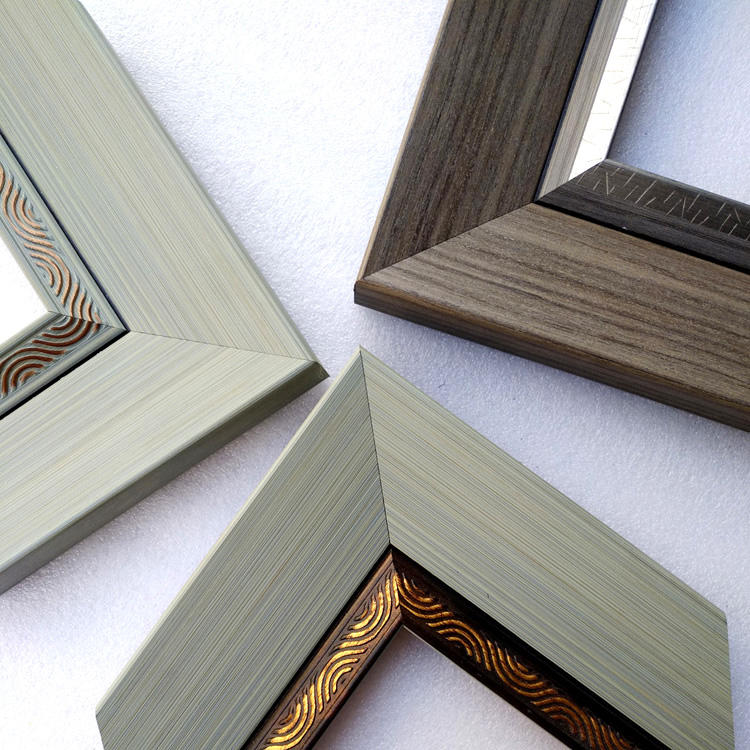 Wholesale New Series Modern Style Ps Picture Frame,Ps Photo Frame Moulding