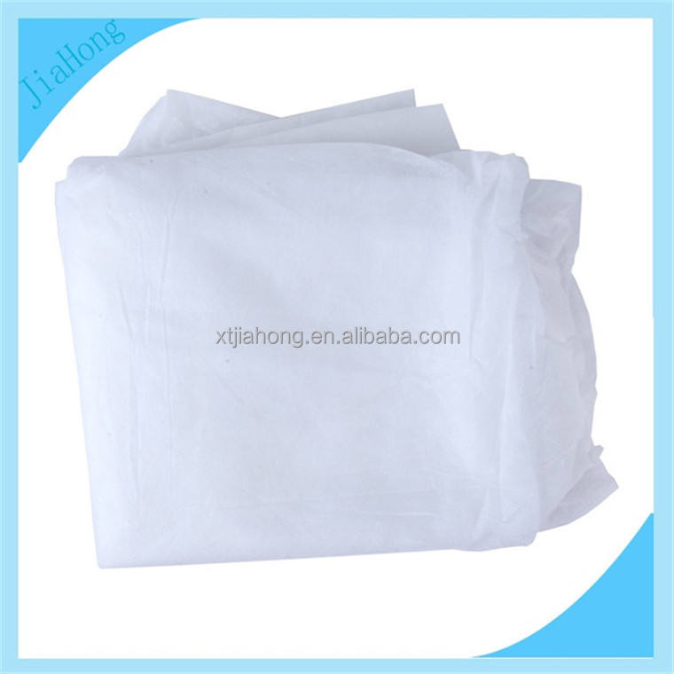 2017 beauty salon massage disposable bed cover