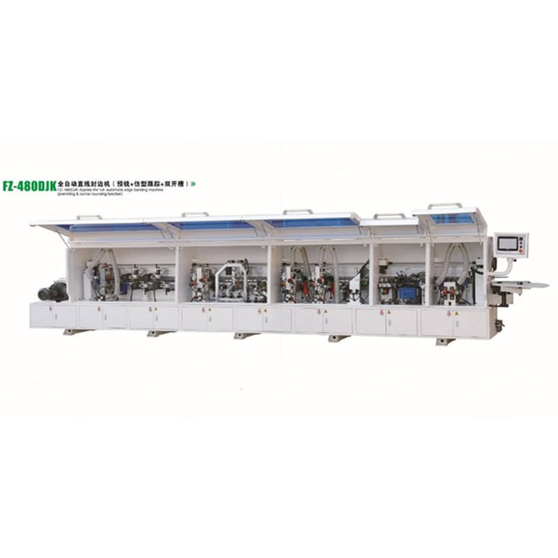 High Quality With Best Price KDT Automatic Edge Banding Machine