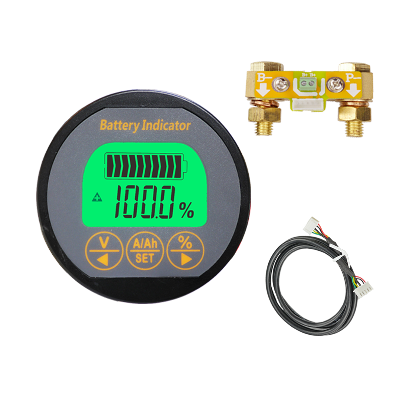 BW-TR16 80V350A High Precision Battery charge and discharge battery level indicator battery capacity tester