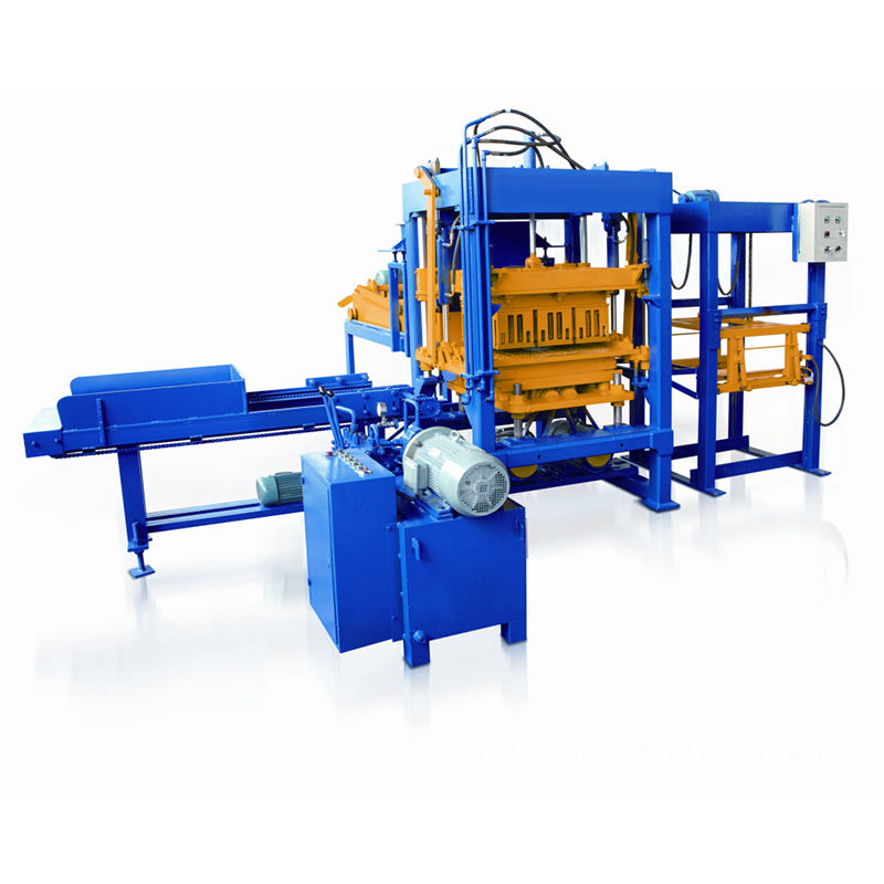 Factory Supply block paving machine suppliers with Rohs